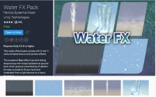 Water FX Pack 水流特效 Water FX Pack 资源包